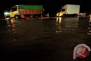 Banjir Jalur Tegal-Purwokerto