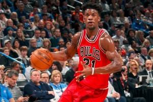 Jimmy Butler pimpin Bulls pecundangi Thunder 128-100