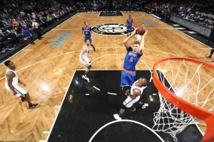Jackson dan Knicks sepakat untuk berpisah