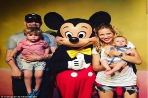 Putra Michael Buble sembuh dari kanker