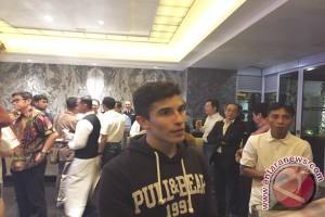 Pengalaman tak terlupakan Marquez soal makanan Indonesia