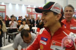 Lorenzo baru akan pensiun setelah juara bersama Ducati