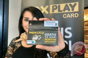 XL luncurkan SIM card streaming film