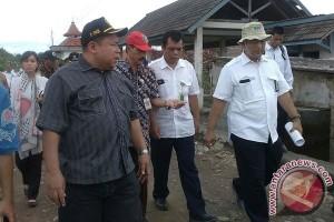 Anggota DPR Kunjungi Wilayah Terkena Abrasi