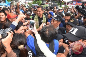 Ini pesan SBY untuk Agus hadapi debat ketiga