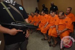 BNN musnahkan 11 kg shabu-shabu dan narkoba lain
