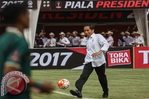 Ini vlog Presiden Jokowi