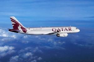 Pesawat terbang Qatar tujuan Indonesia mendarat darurat di India