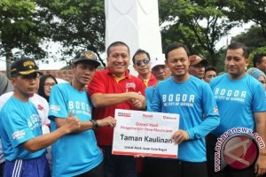 Bima Arya resmikan taman Kaulinan Bogor