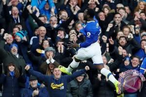 Lukaku cetak empat gol saat Everton gebuk Bournemouth 6-3