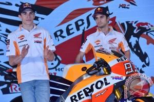 Peluncuran Tim Repsol Honda MotoGP 2017