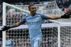Susunan pemain City vs Leicester