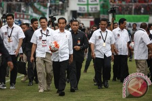 Pembukaan Piala Presiden 2017