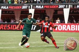 PSS Sleman kejutkan Persipura dipembukaan Piala Presiden II