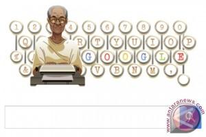 Google Doodle tampilkan Pramoedya Ananta Toer