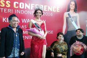Kezia Warou ungkap beratnya perjuangan jadi Miss Universe
