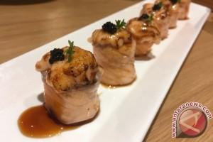 Restoran Jepang gunakan seluruh bagian ikan demi hindari limbah