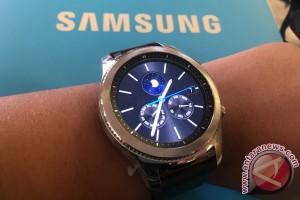 Samsung luncurkan smartwatch Gear S3
