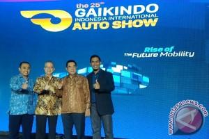 Lewat GIIAS 2017, Gaikindo ajak industri otomotif songsong masa depan