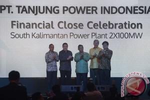 Financial Close PLTU Tanjung Power Indonesia