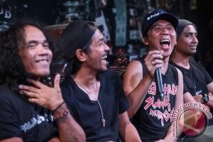 Slank didaulat jadi duta pariwisata Kalimantan Utara