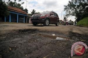 Kakorlantas survei jalur mudik, banyak jalan rusak di pantura dan selatan Jawa