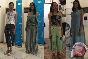 "Tenun Baduy tampil di ""London Fashion Week"""