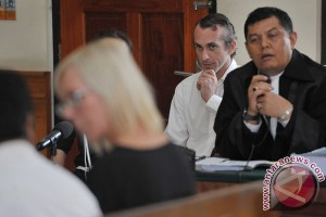 Sidang Pembunuhan Polisi Bali