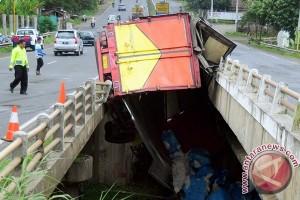 Kecelakaan Truk Di Jalur Pantura