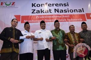 Konferensi Zakat Nasional 2017