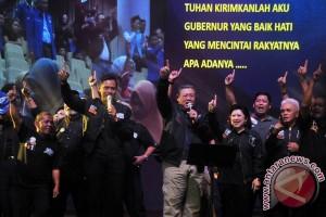 Silaturahmi Dengan SBY Dan AHY Di Sentul