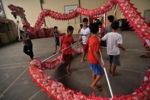 Cap Go Meh gorontalo jadi agenda pariwisata