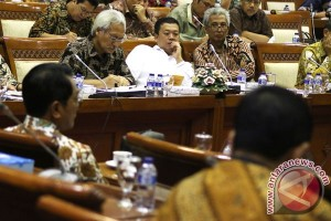 Rapat Dengar Pendapat Dengan BNP2TKI