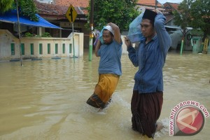 BPBD Sampang : korban banjir 11.850 jiwa