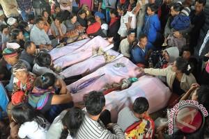 Rp15 juta per jiwa untuk korban longsor di Bali