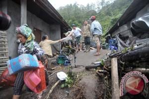 Tanah Longsor Kintamani Bali
