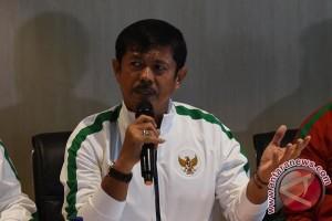 Indra Sjafri kuatkan mental pemain jelang hadapi Thailand