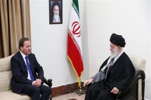 Khamenei: Swedia dinilai baik bagi rakyat Iran