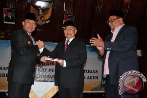 Kembali Menjabat Gubernur Aceh