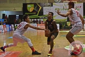 Satya Wacana kembali telan kekalahan yang ketujuh dari JNE Siliwangi di IBL