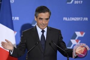 Calon presiden Prancis, Francois Fillon, hadapi proses hukum terkait pekerjaan palsu
