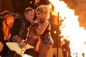Lady Gaga dan Metallica berkolaborasi di Grammy