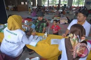 Pengungsi Banjir Kudus