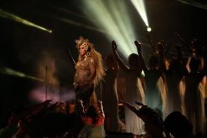 Persiapan Beyonce sebelum melahirkan