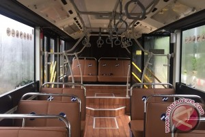 "Transjakarta tambah 10 unit bus edisi ""vintage"""