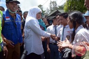 Kunjungan Menteri Sosial Di Kintamani