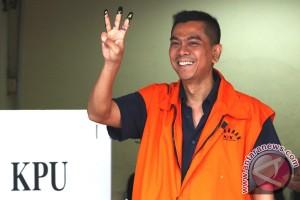 KPK: Tujuh tahanan tidak ikut Pilkada DKI Jakarta