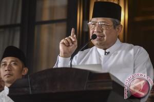 SBY tempuh proses hukum laporkan Antasari