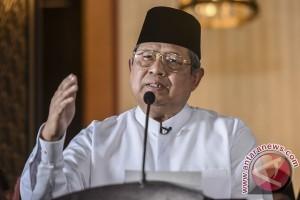 SBY bantah tuduhan Antasari