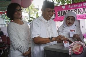 Cawalkot Yogyakarta Gunakan Hak Pilih